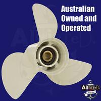 YAMAHA 13 1/2 x 15-K  NEW Propeller Prop 50-140hp OUTBOARDS 3 Blade Aluminum