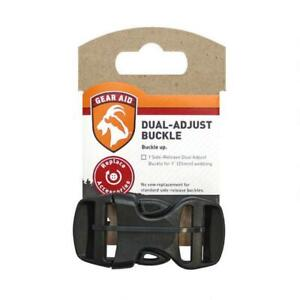 McNett Gear Aid Dual Adjust Buckle Kit 25mm