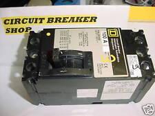 SQ-D 100 AMP 2 POLE  240V CIRCUIT BREAKER FAL22100