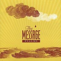 The Message: Psalms  Various Artists  Audio CD