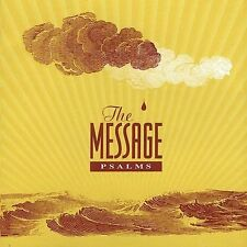 The Message: Psalms by Various Artists (CD, Oct-2005, Word Distribution)