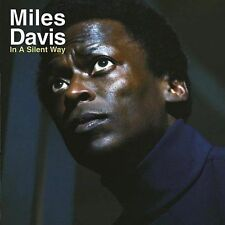 In a Silent Way [Remaster] by Miles Davis (CD, Aug-2002, Legacy)