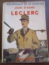 Jean D'Esme: Leclerc / Hachette Bibliothèque de la Jeunesse