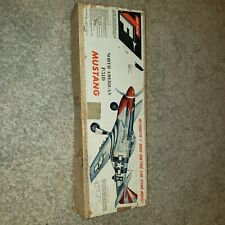 Top Flite P-51D Mustang Control Line Airplane Kit!