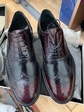 Burberry Mens' Brogue Shoes - UK Size 7.5 NEW