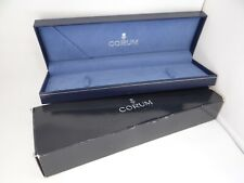 Corum Watch Box Vintage, Inner and Ouder  1990's  -2000's