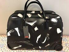 *NEW* Tumi Hadley Sinclair Character Print Wheeled Duffel Luggage Bag #79361