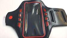 NUOVO Impermeabile Running LED LAMPEGGIANTE Braccio Banda Cinturino da polso per dimensioni 6inchphone
