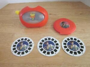 Toy Story 2 View-master Case and 3 Reels