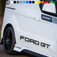 FORD GT- Vinyl Decal / Sticker - Custom Tourneo Ford GT 2609-0219