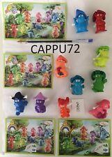 PAINTY TEN-COMPLETA 10 PZ (2S-17 a 2S-26) +4 CARTINE(4 BPZ) miste-Kinder 2006/07