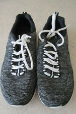 Skechers Sneakers Womens Size 8.5 Wide Fit Air Cooled Memory Foam