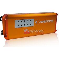Cadence XAM500.4 Car Audio 4-Channel Class D Full Range Amplifier 500 Watts New