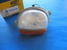 Optique de phare gauche avec clignotant ambré Magneti Marelli pr Renault Twingo