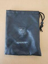 Vintage Sharp MiniDisc Vinyl Case / Pouch