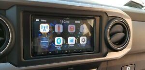 Alpine ILX-W650 kit for Toyota Tacoma