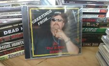 "Greetings From. Al ""The E-Man"" Ernst -CD/SEALED  ULTRA RARE!!!  FREE SHIPPING!!"