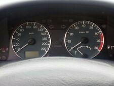 Citroen Xsara 1997-2006  Polished Aluminium Dial Surrounds Speedo Rings 2pcs