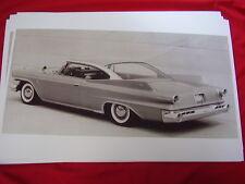 1960 DODGE MATADOR 2DR HARDTOP   11 X 17  PHOTO  PICTURE
