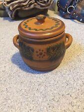 Berchtesgaden Haderbeit Small German Pot
