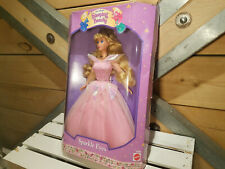 Vntg New Sleeping Beauty Barbie Special Sparkles Collection Disney Princess NRFB