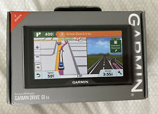 "New Garmin Drive 61 EX 010-01679-09 6"" LCD Display Auto GPS Navigator Black"