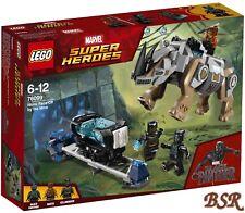 Lego Marvel Super Heroes - Black Panther contre Killmonger