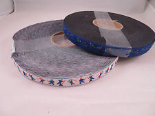 Fabric Ribbon - THICK - 2 Rolls - 7/8 Inches Wide