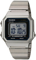 Casio Men's Digital Resin/Stainless Steel Watch B650WD-1A
