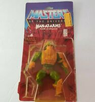 VINTAGE 1983 MAN-AT-ARMS Masters of the Universe Complete He-Man MOTU Figure