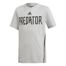 Adidas Kids Young Boys Tshirt Predator Tee Football Fashion DV1332 Lifestyle