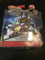 """Power Rangers Dino Super Charge - 5"""" Plesio Charge Megazord Action Figure Sealed"""