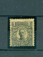Schweden, König, Nr. 62 Falz *