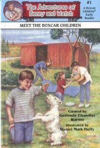 Meet the Boxcar Children by Chandler Warner, Gertrude