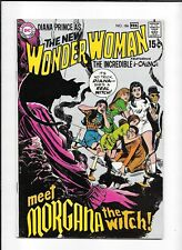 WONDER WOMAN #186 ==> VF 1ST MORGANA THE WITCH DC COMICS 1970