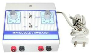 Mini Muscle Stimulator Physiotherapy Machine