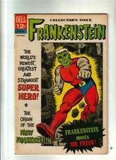 Frankenstein #2 - New Origin; Dell 1966  VF