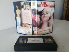 The Dreamers-Bernardo Bertolucci-vhs rental
