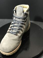 Merrell Men's Wilderness USA Suede Hiking Steel Gray Boots Size US 13 M/EUR 48