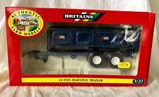 Britains Marston 12 ton trailer 00049 new unopened Farm Model