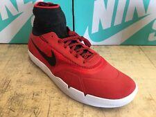 sports shoes 9ac12 a6632 NIKE SB KOSTON 3 HYPERFEEL SKATE SHOES UNIVERSITY RED 819673-601 MEN S SIZE  9.5