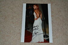 MYA MARIE HARRISON sexy signed Autogramm  In Person 18x25 cm LADY MARMELADE