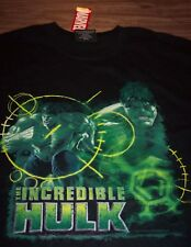 THE INCREDIBLE HULK Marvel Comics T-Shirt LARGE NEW w/ TAG