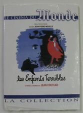 DVD LES ENFANTS TERRIBLES - Nicole STEPHANE - Jean Pierre MELVILLE - NEUF