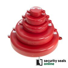 Gate Valve Lockout, Suitable for valves from ⌀25mm to ⌀330mm