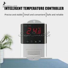 DTC1200 Digital AC 110-230V Intelligent Temperature Controller Thermostat Sensor