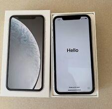 Apple iPhone XR - 64GB - White   (Unlocked) A1984 (CDMA + GSM) PREFECT NICE