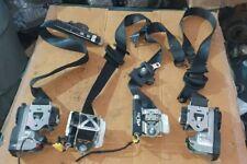08 MERCEDES ML M CLASS W164 SEAT BELT SET OF 4 1648601885 1648601785 2118600688