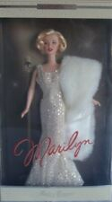 Marilyn Monroe #1 2002 Barbie Doll Timeless Treasures Collector Edition Mint