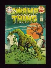 SWAMP THING, VOL. 3, NO. 13, NOVEMBER-DECEMBER, 1974, DC, 7.0, F/VF